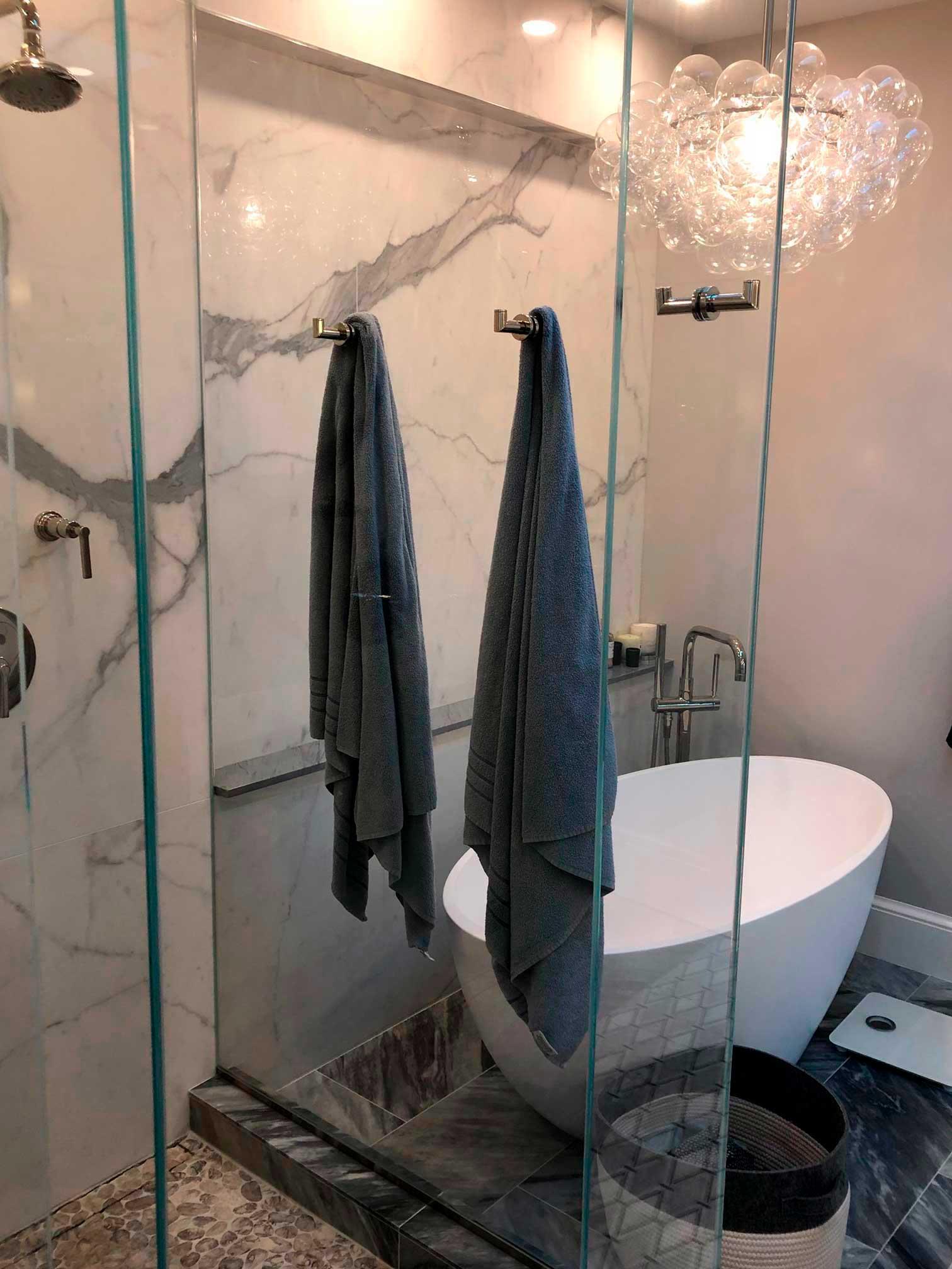 Complete master suite addition - Forest Hills MD