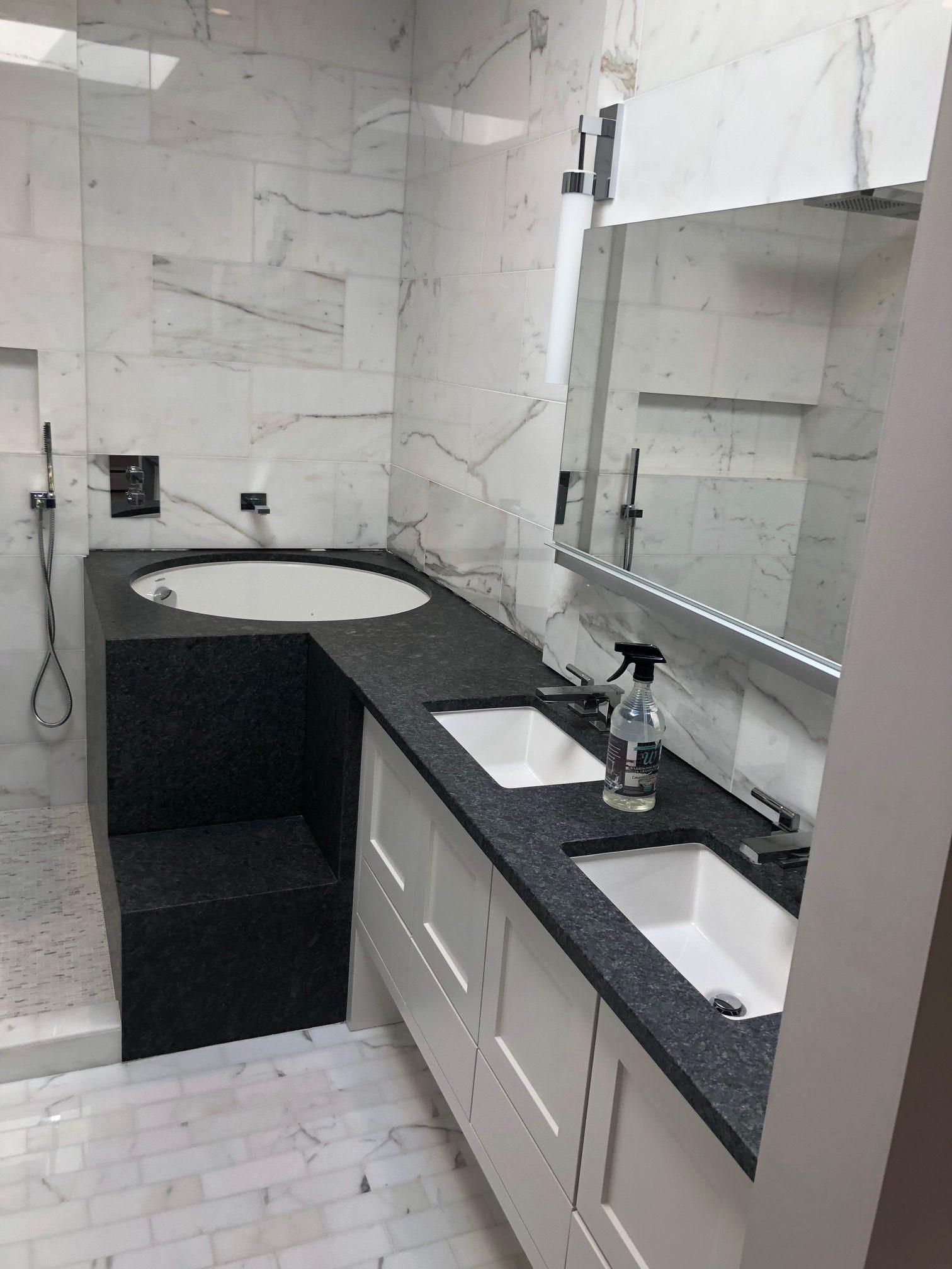 Bathroom remodeling in Maryland